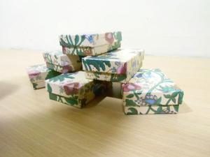 Cajas De Regalo 7x4 Para Obsequio. Joyeria Mayor Y Detal