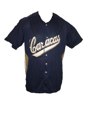 Camisa Leones Del Caracas Original