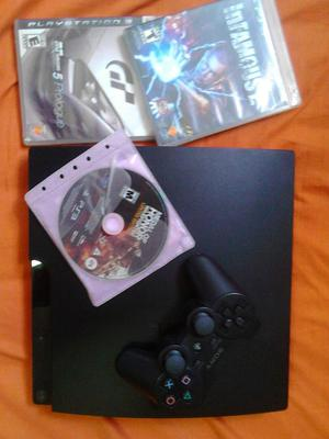 PLAYSTATION 3 SLIM Original 160GB