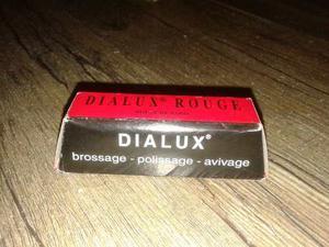 Pasta Dialux Roja