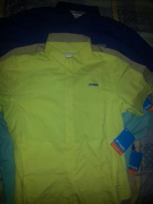 Camisas Columbia Originales
