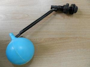 Flotante Para Tanque De Agua Plastico Boya Y Conexion 1/2