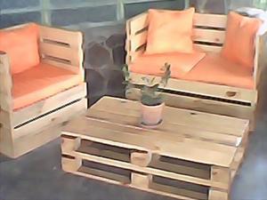 Muebles De Paletas Por Catalogo
