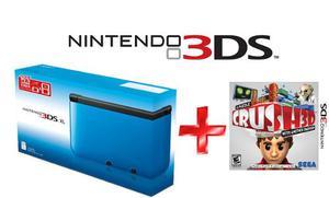 Nintendo 3ds Xl + 1 Juego Nuevo Original Somos Tienda