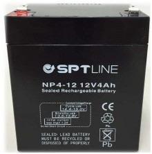 Pila Bateria 12v 4ah Ups Cerco Electrico Lampara Emergencia