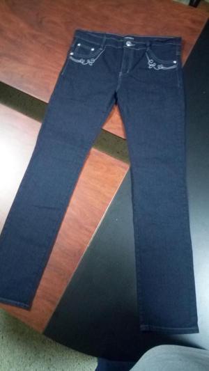 jeans NUEVO marca tremenda/ 15_16 pequeño