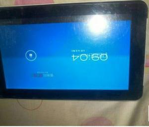 En Venta Tablet 7 Usada La Mitad Del Tactil No Funciona.