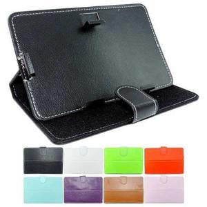 Estuche Forro Para Tablet De 7 Pulgadas Color: Blanco