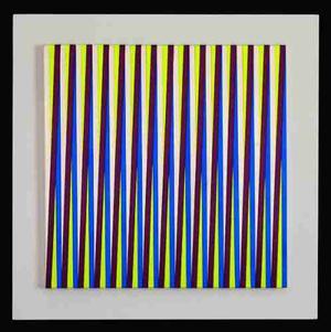 Maravillosas Obras De Arte Cinético. 45x45cms