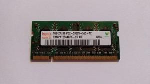 Memoria Ram Ddr2 Laptop 1gb