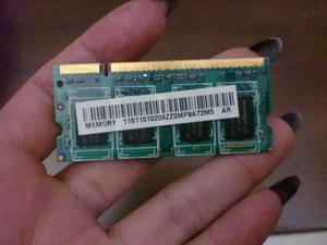 Memoria Ram De Mini Laptop Lenovo Idea Pad S10 2
