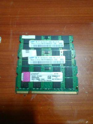 $ Memorias Ram Laptop 2gb Ddr2