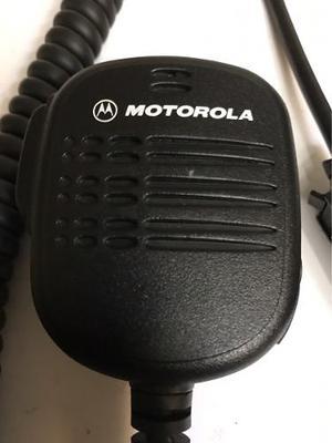 Micrófono De Palma Original Motorola Pro