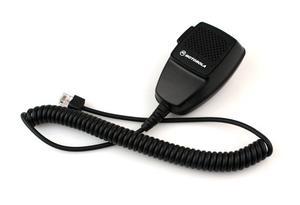 Microfono De Radio Transmisor Motorola
