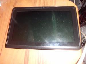 Tablet Android 7 Pulgadas Boton De Encendido Unico Detalle