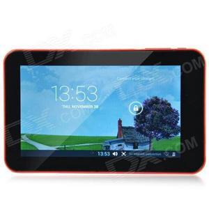 Tablet Pc Wamach 7'' Doble Camara Con Flash Full Hd.