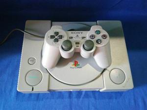 Vendo O Cambio Playstation 1 + 1 Control + 15 Juego