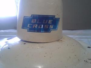 Ventilador De Techo Industrial Cross Blue 5 Velocidades