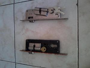 Cerraduras y cilindros Cisa