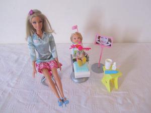 Barbie Odontologo - Muñeca Barbie Odontologa