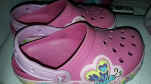 Bellas Crocs de Niñas