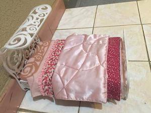 Cama De Juguete De La Barbie