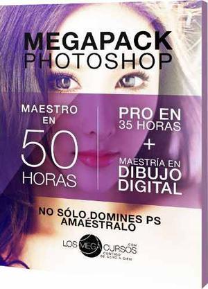 Diseñador Grafico Megacurso De Photoshop Maestro En 50