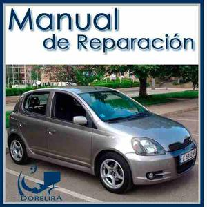 Manual De Reparación Y Servicio Toyota Yaris  Al