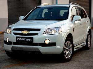 Manual De Taller Chevrolet Captiva  Al  - Español!!