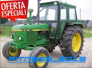 Manual De Taller Tractor John Deere  Maquinaria Agricola