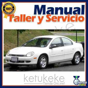 Manual De Taller Y Servicio Chrysler Neon