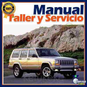 Manual De Taller Y Servicio Jeep Cherokee Xj