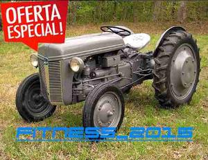 Manual Despiece Catalogo Partes Tractor Ford Ferguson 2n Pdf