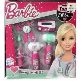 Set De Doctora Barbie Niñas Juguete