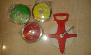 Discos De Lanzamiento De 2kg (femeninos).