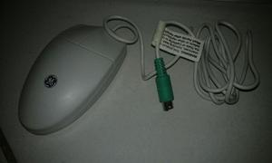Mouse General Electric Ps2 Color Blanco