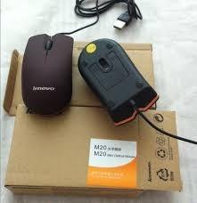 Mouse Lenovo M20 Nuevos En Su Caja
