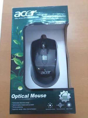 Mouse Óptico Marca Acer Y Dell Usb dpi