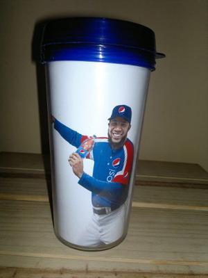 Sg2 Vaso De Pepsi Edicion Especial Elvis Andrus
