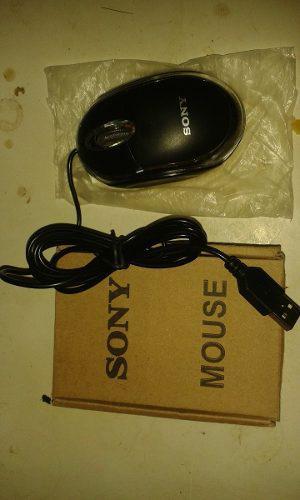 Vendo Mause Sony Nuevo De Caja