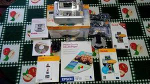 Cámara Kodak Easyshare Serie 3 + Impresora Plus