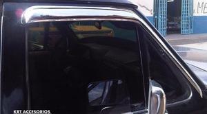 Deflector Ventanas Cromadas Ford Bronco !!!!