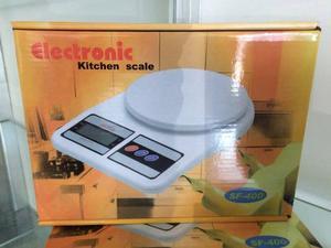 Gramera Peso Digital Balanza De Cocina 7 Kg 7kg - Nuevas