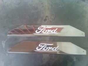 Juego De Pesas Para Chapaletas Camion Ford - Chevrolet