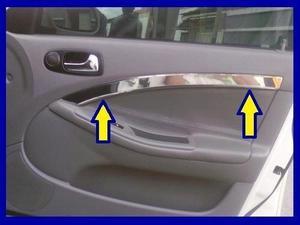 Kit Cromado De Puertas Y Tablero Chevrolet Optra