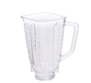 Vaso De Vidrio Tradicional Para Licuadora Oster 1,25 Litros