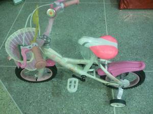 Bicicleta Rin 12 Niños Niñas Nueva