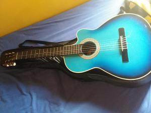 Guitarra Acústica Como Nueva