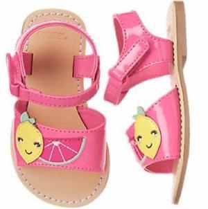 Gymboree Sandalias Y Zapatos Para Niñas 100% Originales