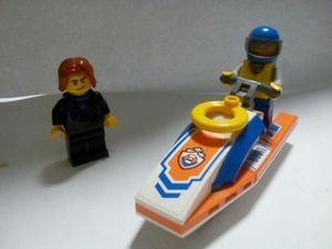 Lego City Salva Vidas